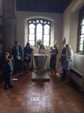 Christening Clair 4